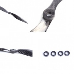 Carbon Fibre 14*7 Clockwise and Counter clockwise Propellers for Multicopter