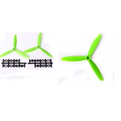 3 Blades 5*4.5 Positive and Reverse Propellers Four Pairs for X240/ X250