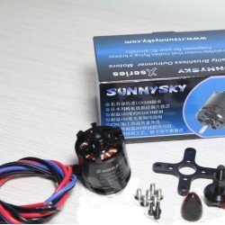 SUNNYSKY Outrunner Brushless Motor V2216-10 KV900