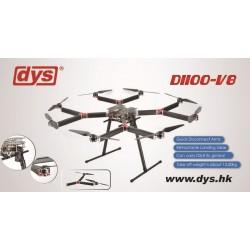 DYS D1100-V8 Octocopter