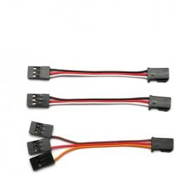 DUALSKY FC430-Wire set x4