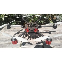 Flycker MH650 V2 Multirotor RTF with RadioLink AT9-S 9 Ch radio transmitter and receiver