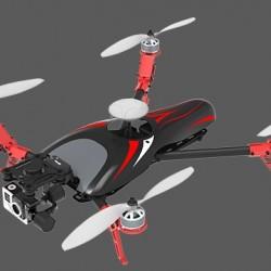 Flycker Scorpion X4-550 Quadcopter ARF