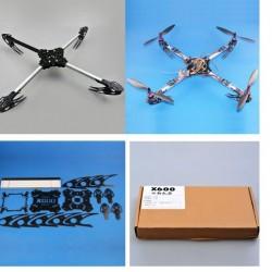 Quadcopter Rack for X600