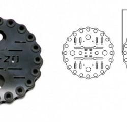 Fibreglass Shock Absorbing Plate A20