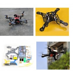 X240 Quadcopter with KK Control Board ARF