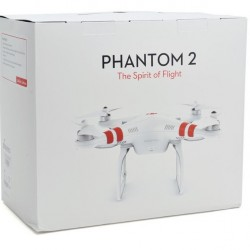 DJI Phantom 2 with Remote Controller, Charger, Propellers and DJI Extra Battery