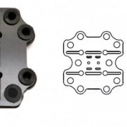 Fibreglass Shock Absorbing Plate A8