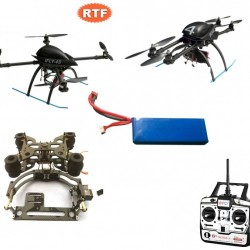 IDEA-FLY IFLY-4S Quadcopter/Four-axle Flyer RTF