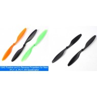 Positive and In Reverse Propellers for New IFLY-4, IFLY-4S Quadcopter