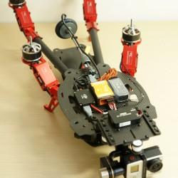 Flycker Scorpion X4-550 Quadcopter