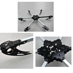 Six-Axis Copter Rack