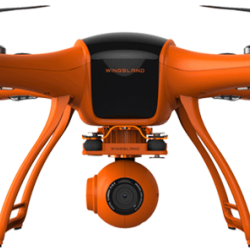 Minivet Scarlet Wingsland RTF UAV 5in Monitor with battery option