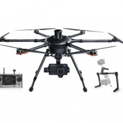 Yuneec Tornado Hexacopter H920 - Team Version with 2 controllers