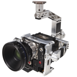 ZeroTech Z6000 Red Epic Gimbal