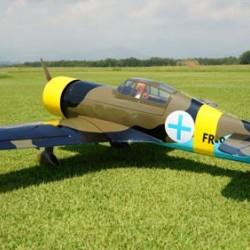 Fokker D XXI 86.6''