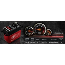 Power HD  D-07HV Servo 7kg 8.4V HV Ultra Premium Digital Servo