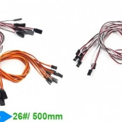 20x Servo Extension Flat Cable 26#/ 26AWG 500mm
