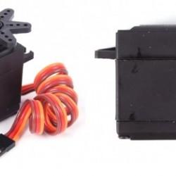 Power HD HD-6001MG 6.5kg/52g Analog Servo x2