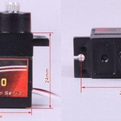 KDS N290 Digital Servo x2
