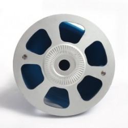 1.5in / 38mm Plastic Spinner with Alu Alloy Plate (Pair)