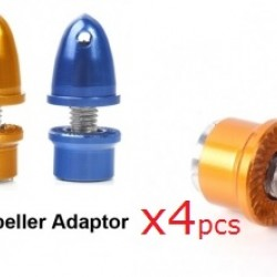3mm Propeller Adaptor x4