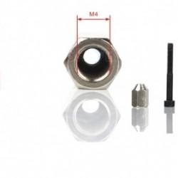 4 inches / 101mm Aluminium Spinner for 3-blade Propeller