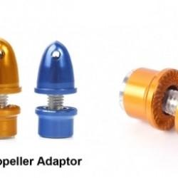 4mm Propeller Adaptor x4