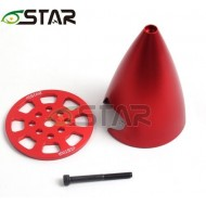 6starhobby Pointed Spinner 4'' for DLE engine/Sbach RC Plane