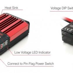 SKYRC Dual Power Dual-drive Linear Regulator
