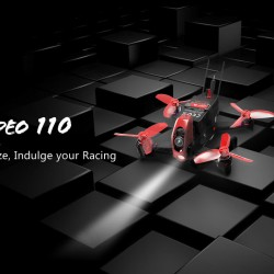 Walkera Rodeo 110 Indoors Racing Drone RTF and BNF